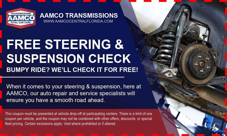 Auto & Transmission Repairs | AAMCO of Apopka, Florida 32703